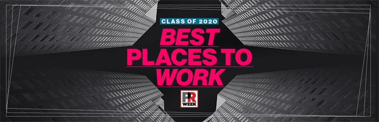 PRWeek's Best Places to Work 2020