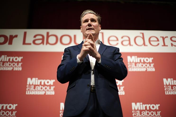 Keir Starmer (credit: Getty Images)