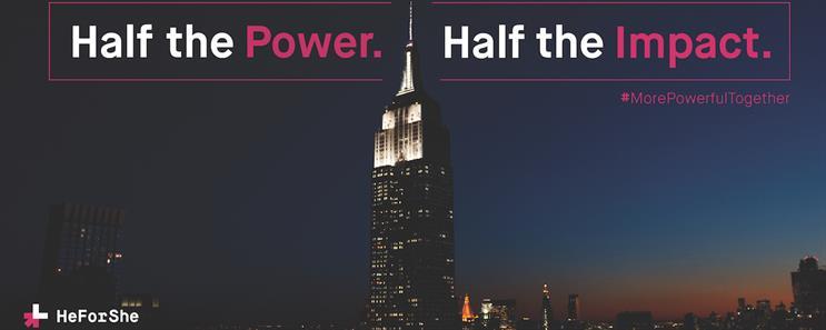 #HeForShe campaign