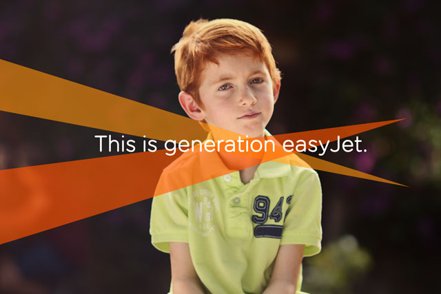 EasyJet: the generation easyJet campaign has driven brand awareness