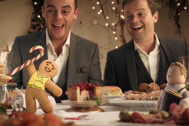 Morrisons: go on... it's Christmas by DLKW Lowe