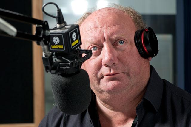 Alan Brazil: presenter of the Sports Breakfast show on TalkSport