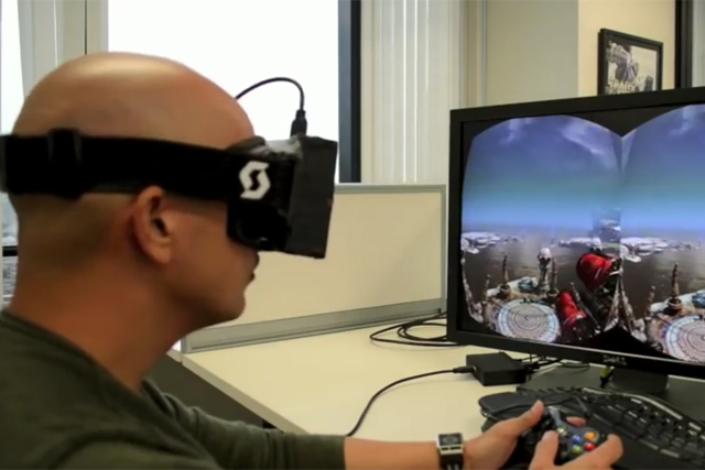 Oculus Rift: Facebook buys maker Oculus VR for $2bn