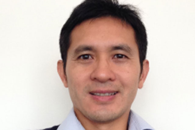 Todd Tran: managing director for Europe at Nexage