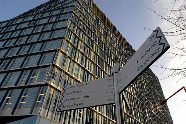 IPC Media: company headquarters in London's Southwark Street