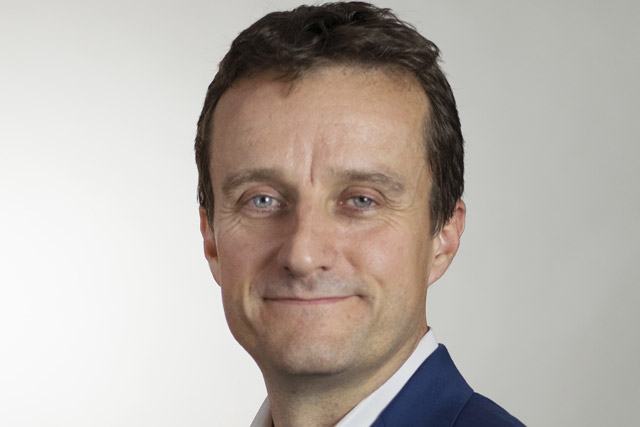 Colin Barlow: promoted to global chief operating officer at WPP's Group M