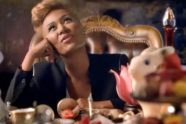 Karmarama: Emeli Sandé stars in the agency's 'God Only Knows' for BBC Music