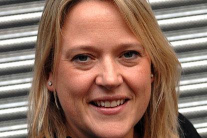 Nancy Cruickshank...Telegraph digital role