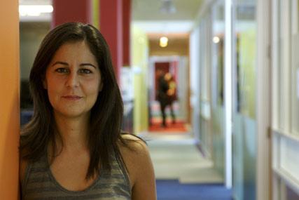 Ida Rezvani: managing director