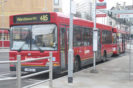 Buses: ad and media appointments