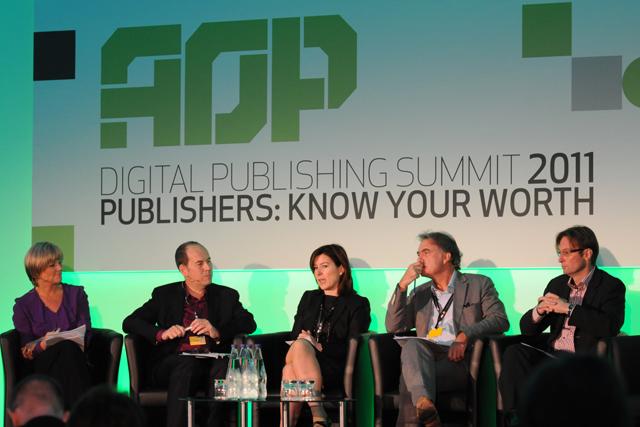 AOP Summit 2011 panel: 'publishers must be more bullish'