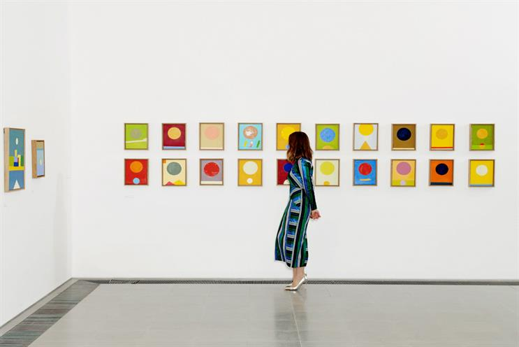 Harper's Bazaar celebrates women in the art world with series of events