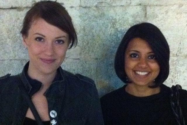 Julia Earthrowl and Poulami Chakraborty: win European creative Best Yet contest
