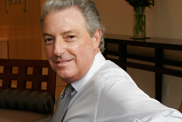 Michael Roth: chairman and chief executive of IPG