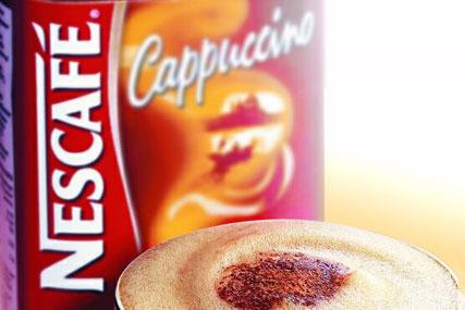 Nestlé beverage brand Nescafe
