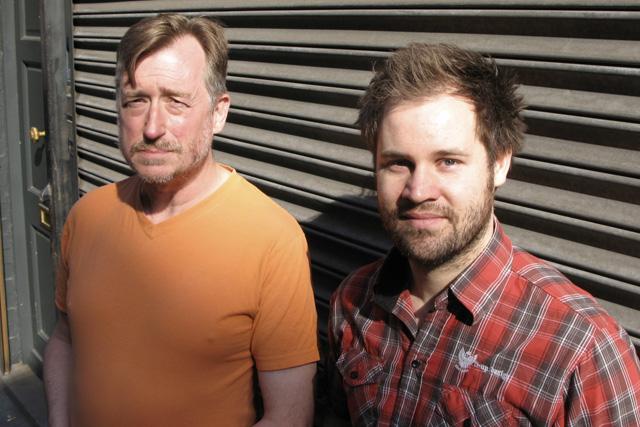 Clive Pickering and Jon Plackett