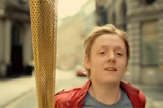 Coca-Cola: ad promoting the London 2012 Olympic Torch Relay