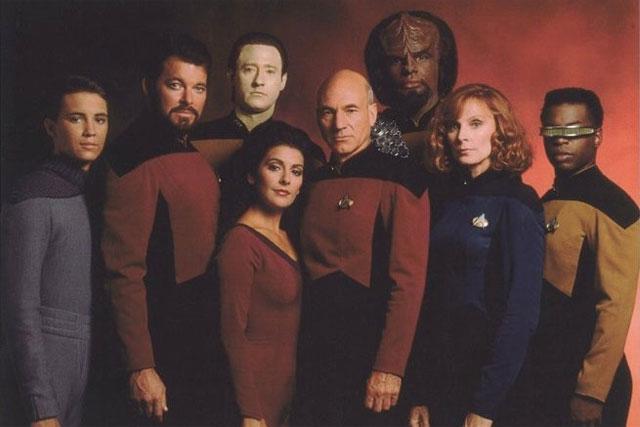 Star Trek: the next generations arrives on CBS Action