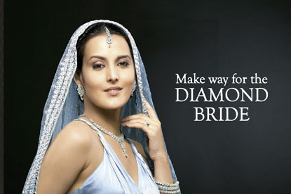 APG Creative Strategy Awards - DTC 'diamond Bride' by JWT Mumbai