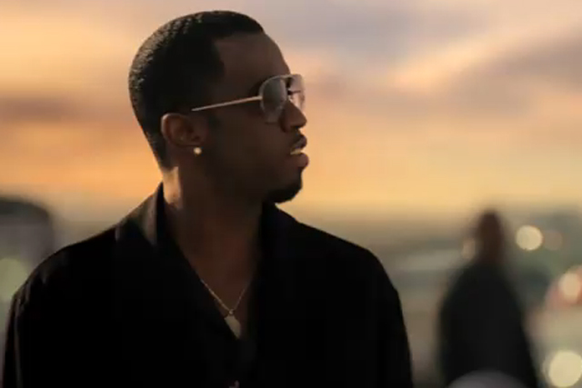 Mercedes-Benz: Diddy stars in 'welcome' TV spot