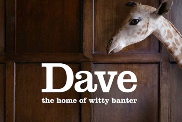 Dave: UKTV lodges appeal over trademark bid
