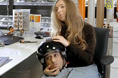 Quique the Head...Diesel internet film