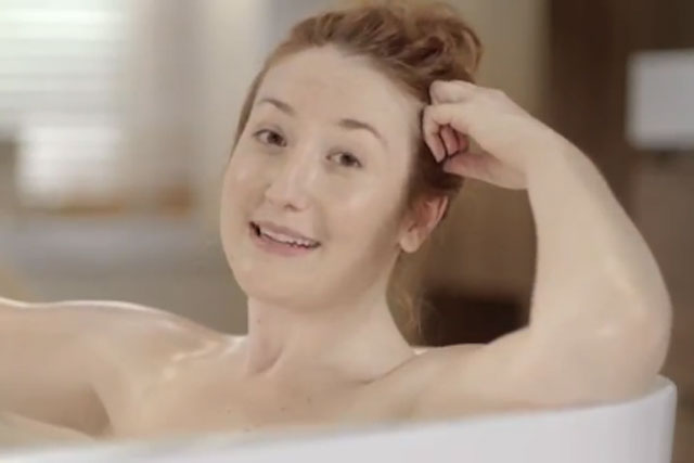 Victoria Plumb: bathroom retailer rolls out debut television ad campaign