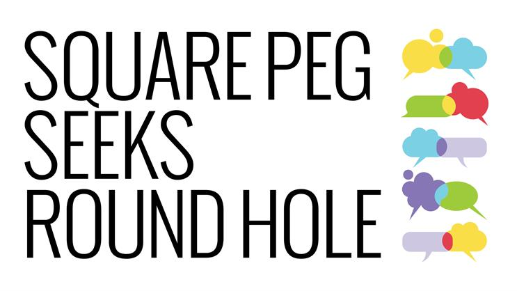 Square peg seeks round hole: in celebration of awkward, unconventional genius