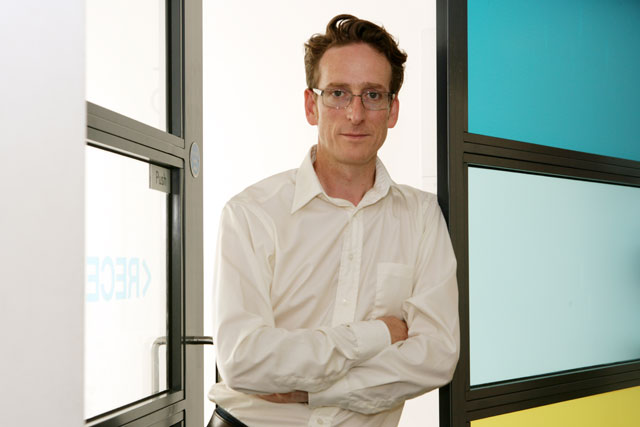 Charles Vallance is a founding partner at VCCP
