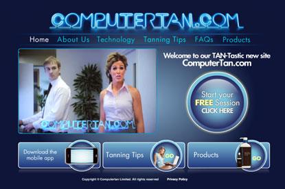 ComputerTan.com...hoax website by McCann Erickson