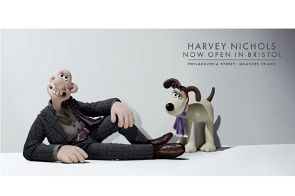 Harvey Nicols...campaign by DDB London