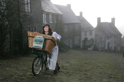 Hovis: Victoria Pendleton stars in latest ad