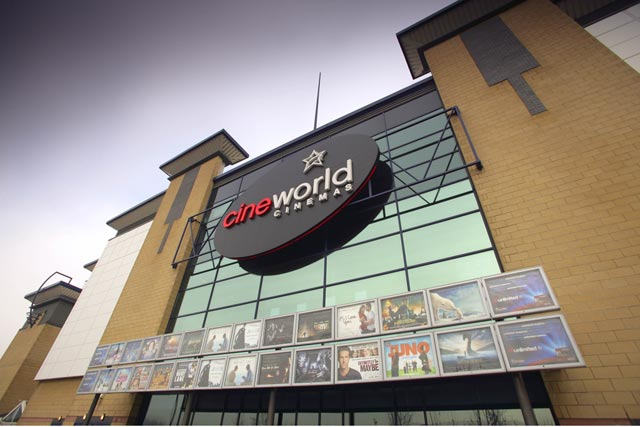 Cineworld: retains MediaVest for its £3m media business