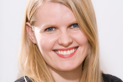 Amy Lennox: received first British Council entrepreneur award