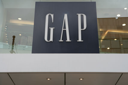 Gap: planning e-commerce push in western Europe