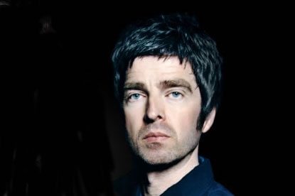 Noel Gallagher...reportedly starring in Star Trek Adidas ad