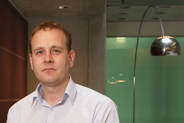 Chris Hirst: chief executive, Grey London