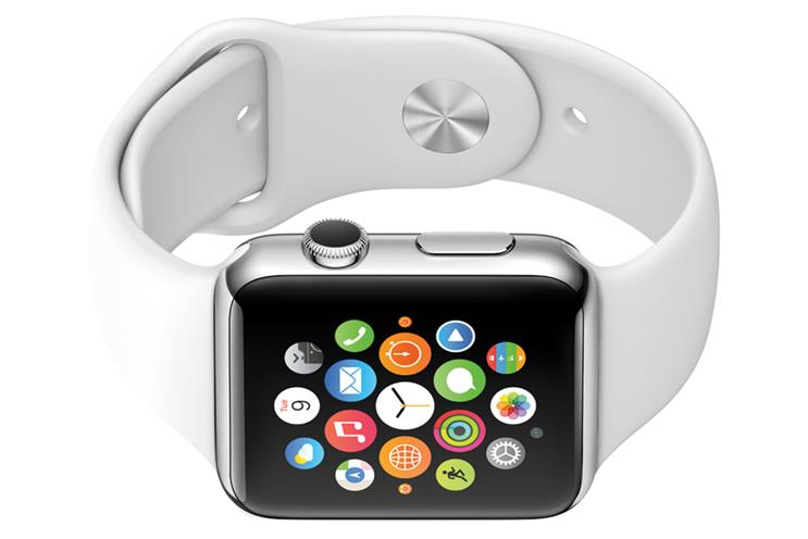 Apple Smartwatch was one of the top tech developments from 2014