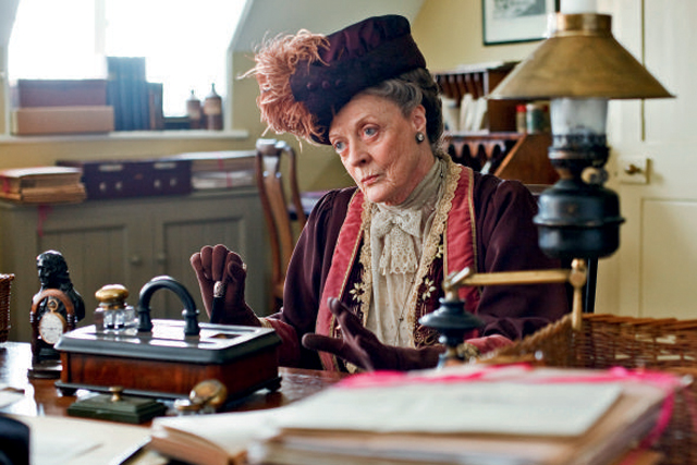 TV viewing maintained 2010 levels thanks to hits such as 'Downton Abbey'