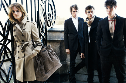 Burberry...global media review