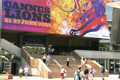 Cannes... DM Lions