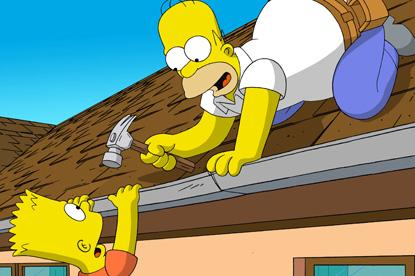 Simpsons... new sponsor