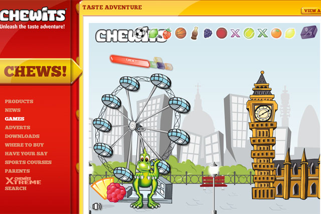 Chewits: ASA clears brand's online game of promoting false health claims