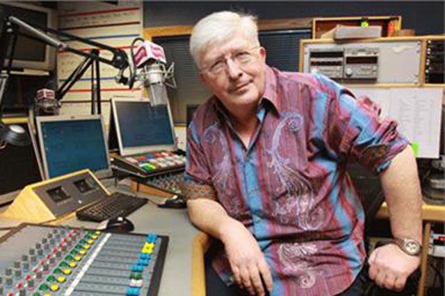 Simon Bates: Smooth Radio presenter is focus of station's latest marketing campaign