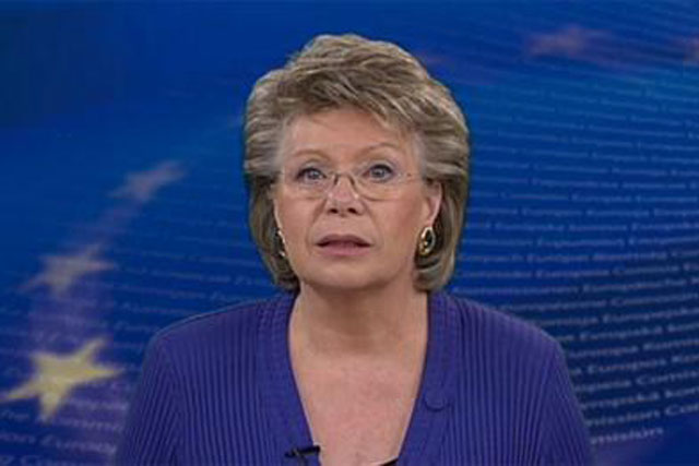Viviane Reding: the EC justice commissioner who proposed the data reforms
