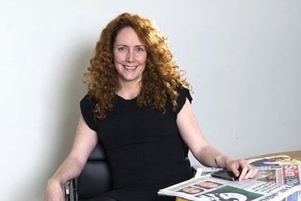 News International: new chief executive Rebekah Wade