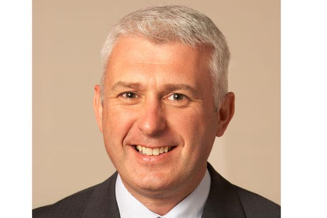 ISBA president Jon Woods