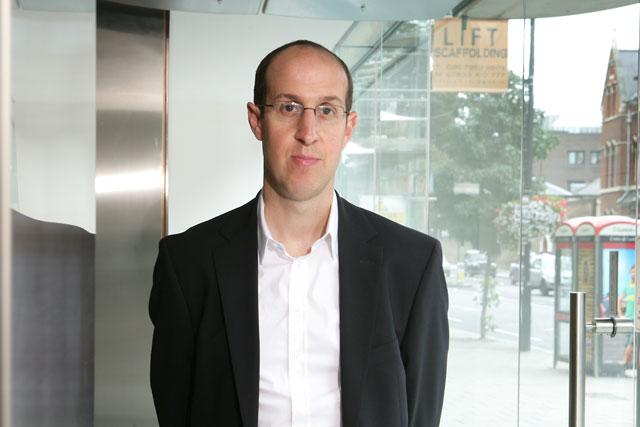 Alex Altman, chief executive, Initiative