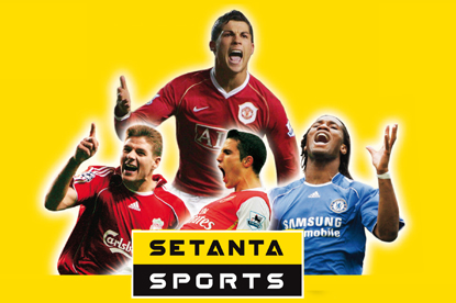 Setanta... appointed administrators