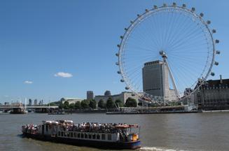 London Eye rebrands as Merlin Entertainments